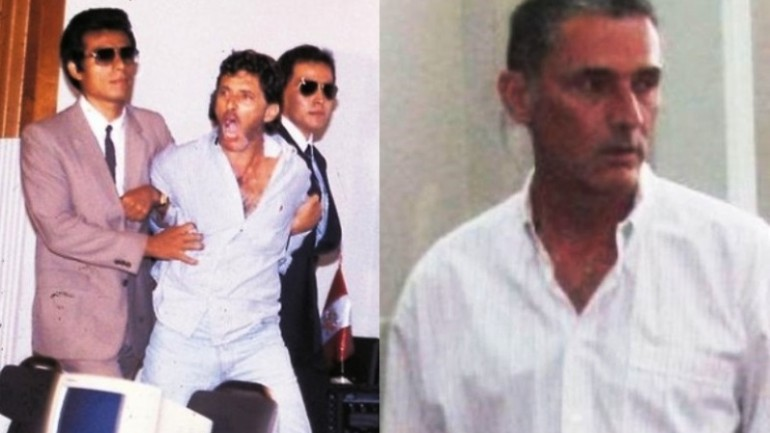 Guerrilla leader released after 25 years in Peru prison