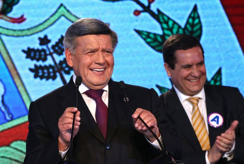 Governor resigns office to run for president of Peru