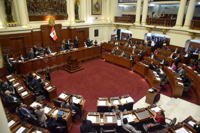 Private capital and cynicism in Peru's Congress