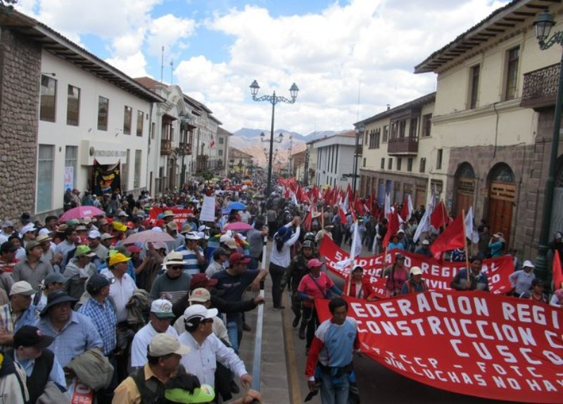 Peru repeals tourism privatization law after protests