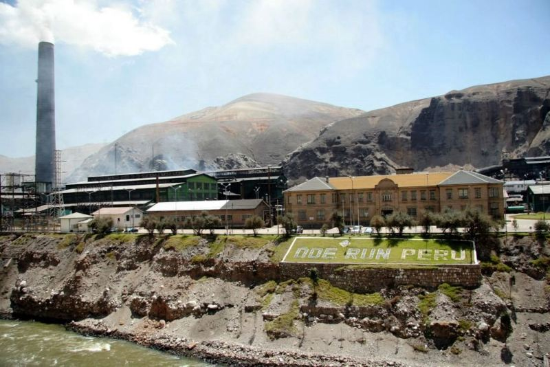 Peru reaches deal with mineworkers to reopen La Oroya smelter