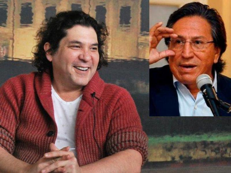Gaston Acurio and Alejandro Toledo spar on Twitter