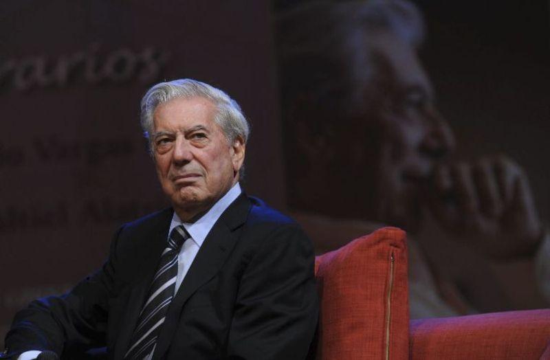 Mario Vargas Llosa endorses Pedro Pablo Kuczynski
