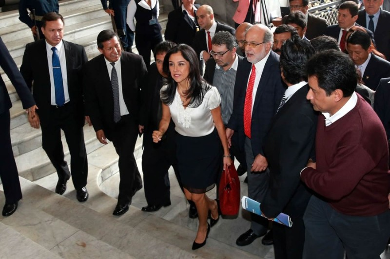 Peru's top court reopens investigation into first lady