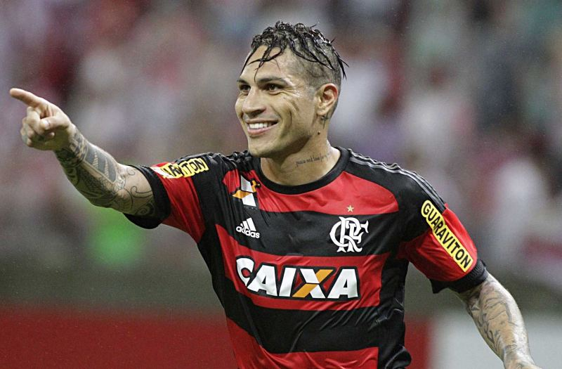 Paolo Guerrero nominated for Ballon d'Or soccer award
