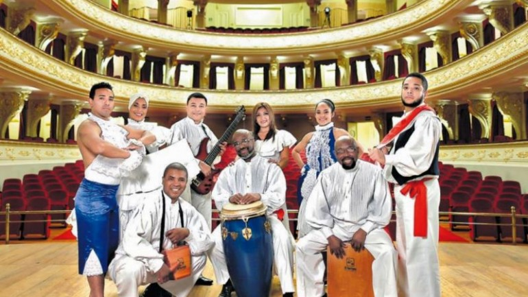 Symbolic Afro-Peruvian group celebrates 45 years