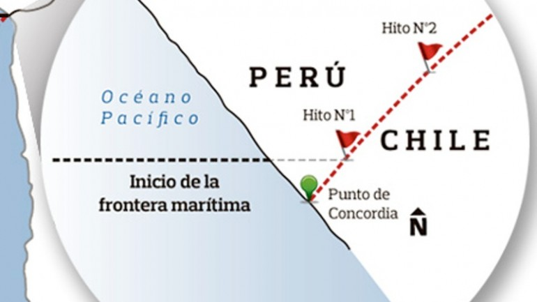 Peru and Chile in new border dispute