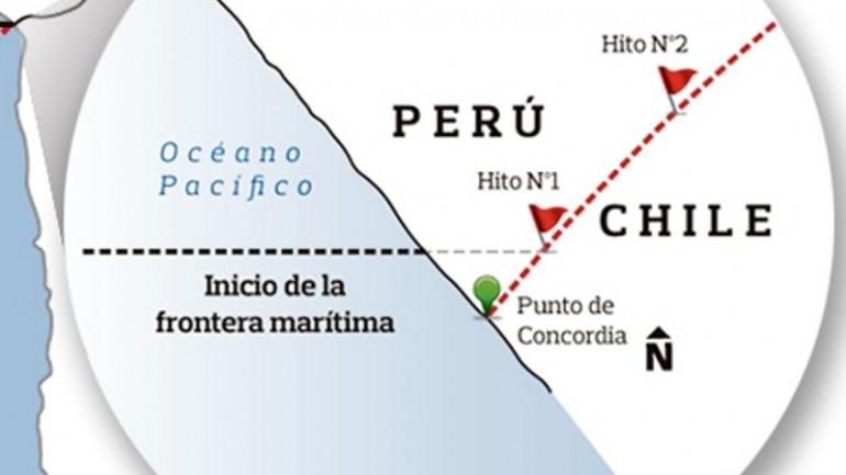 Peru and Chile in new border dispute