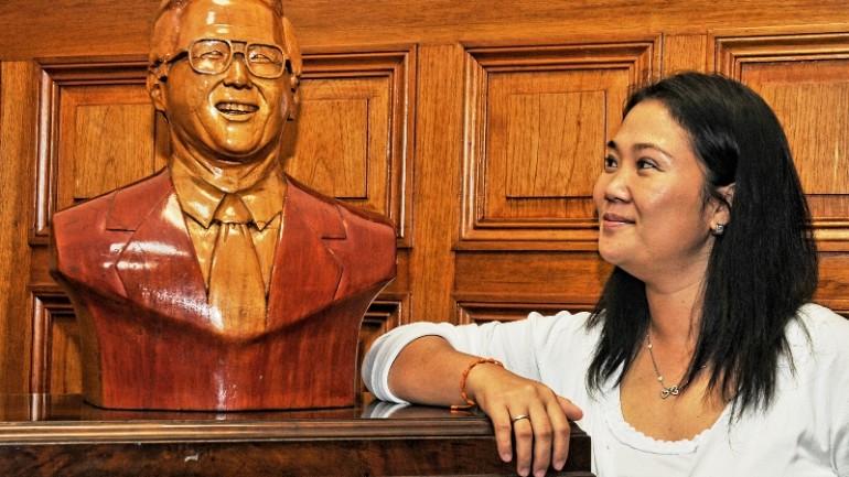 Prison visits raise questions about Fujimori's leadership