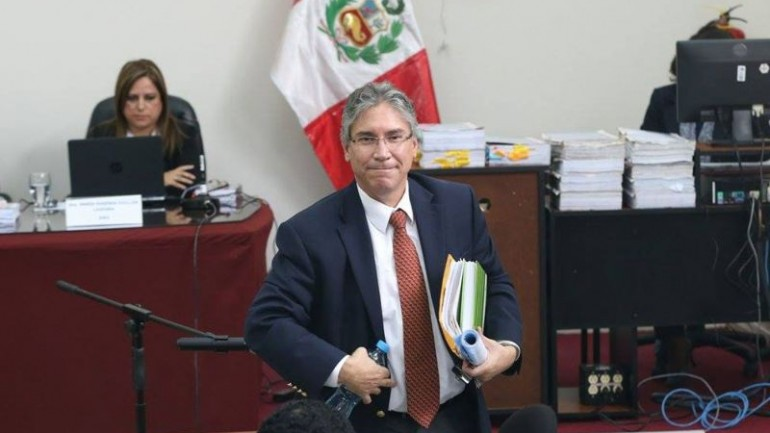 Peru's former justice minister to be freed after appeal