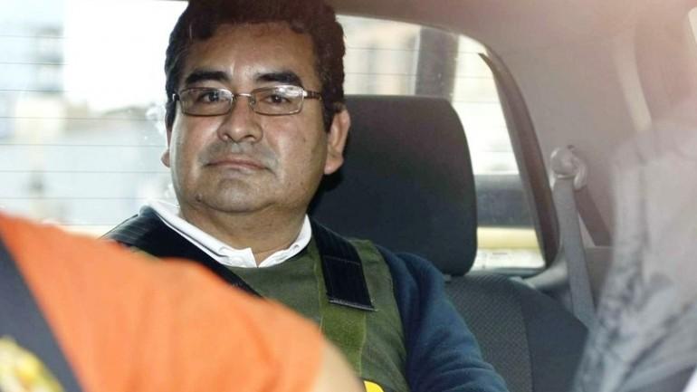 Peru judge extends former governor's jail sentence