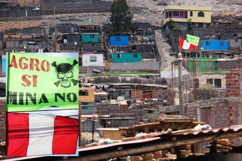 What are locals saying about Peru's Tia Maria copper project?