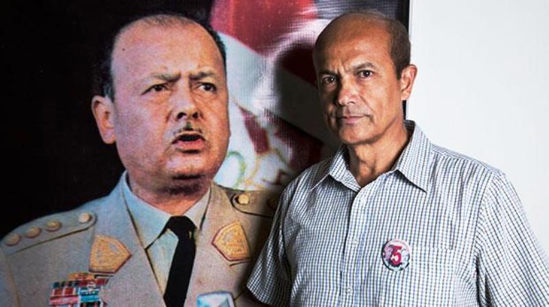 Former dictator's son runs for president of Peru