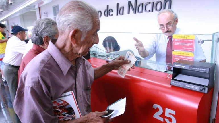 Increased life expectancy to strain Peru pension system