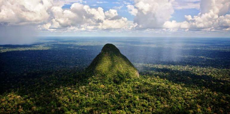Peru designates Sierra del Divisor as national park