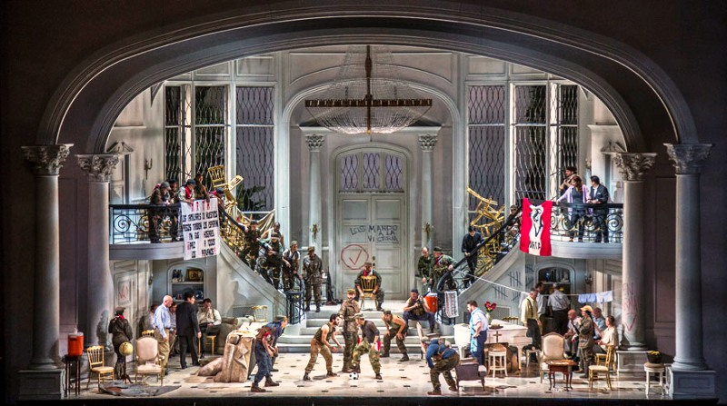 American opera depicts Peru's 1996 Lima hostage crisis