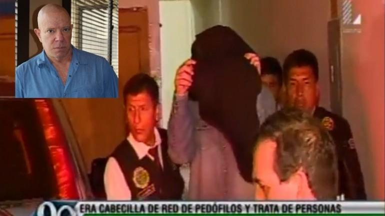 American man arrested for sex trafficking of children in Peru