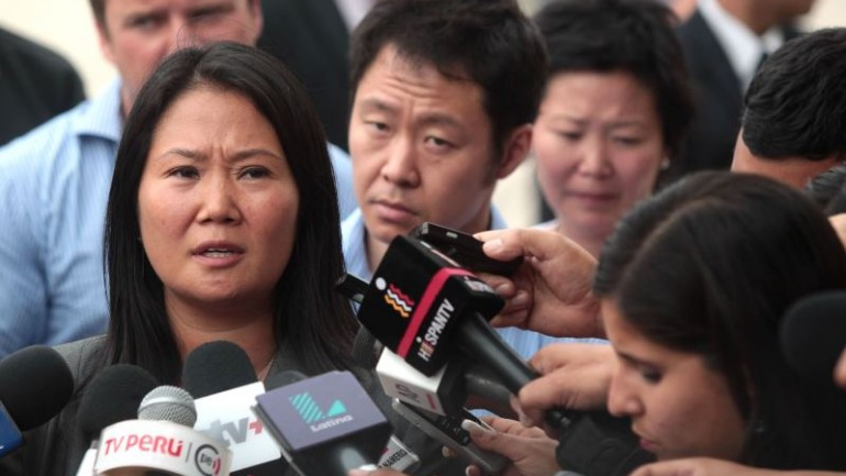 Keiko Fujimori to choose between centrism and old guard