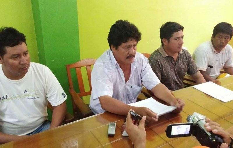 Peru jungle state suspends protests for government talks