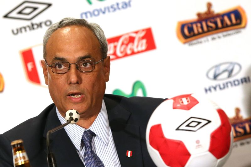 Former head of Peru soccer indicted in US probe of FIFA