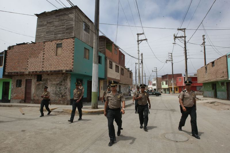 Peru declares martial law in two northern provinces
