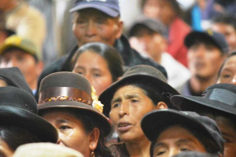 Mining company ousts directors over Peru community spat