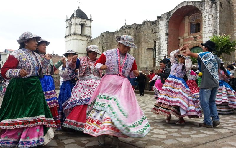 Indigenous Peru dance recognized as UNESCO world heritage