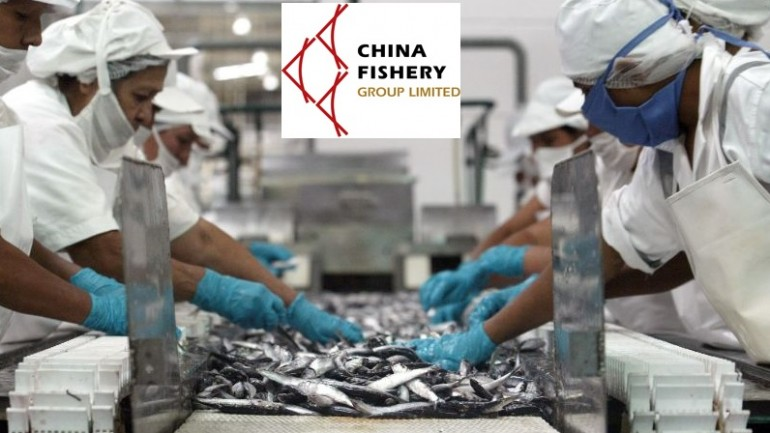 Distressed Chinese firm to sell Peru's largest fishery