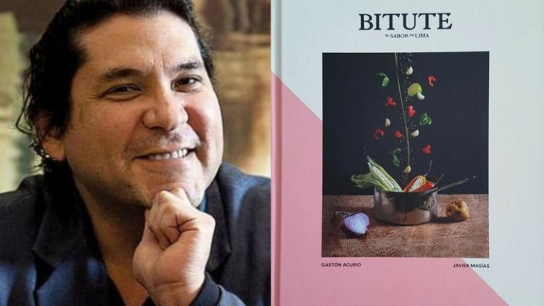 Gaston Acurio publishes book of forgotten Lima recipes