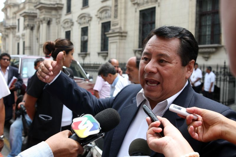 Fugitive governor captured in southeast Peru