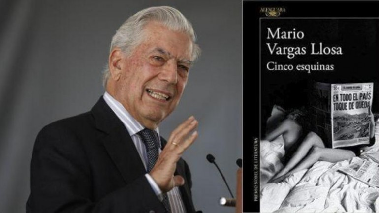 New Mario Vargas Llosa novel set in Alberto Fujimori's Peru