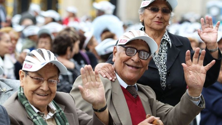 Humala vetoes law to allow pensioners to absolve accounts