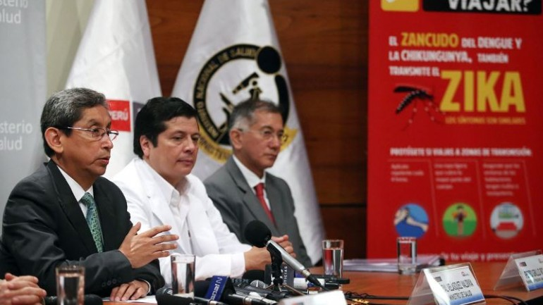 Peru reports first confirmed case of Zika virus