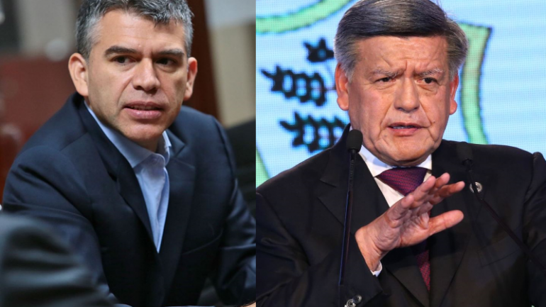 Two of Peru's presidential candidates may be disqualified