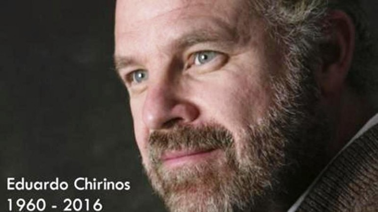 Peruvian poet Eduardo Chirinos dies aged 55