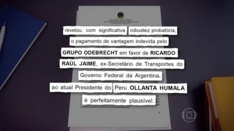 Peru: Ollanta Humala implicated in Brazil's Carwash scandal