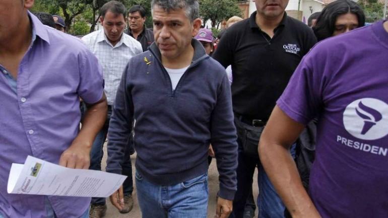 Peru: Julio Guzman's presidential candidacy disqualified again