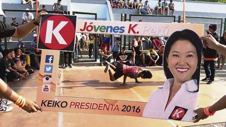 Peru may bar Keiko Fujimori from election for vote buying