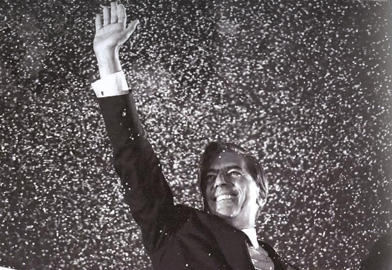 Eighty years of Peru's literary icon Mario Vargas Llosa