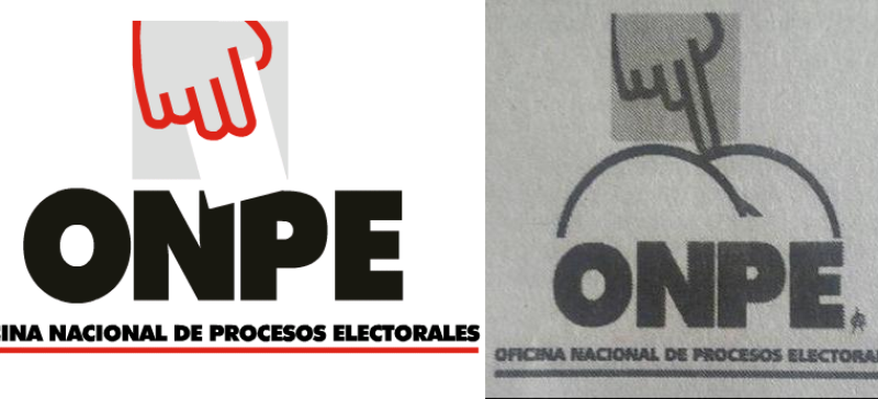 Electoral body accuses Peru's state daily of publishing vulgar logo