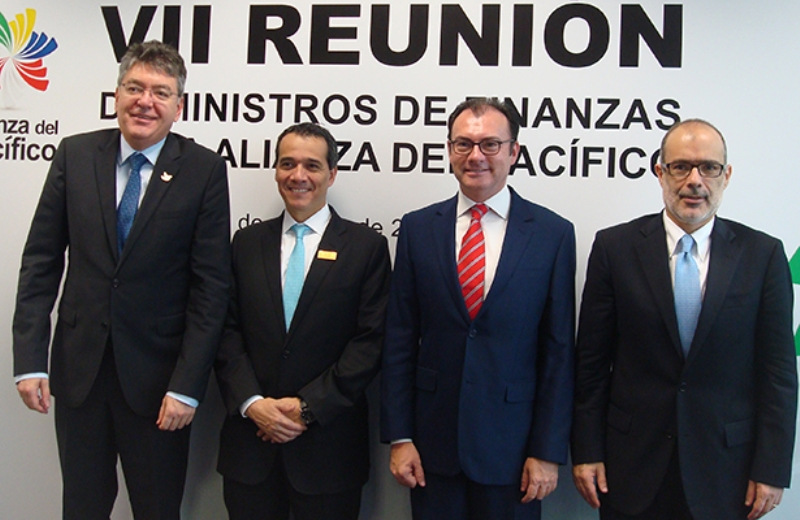 Pacific Alliance pitches emerging-market investors in US