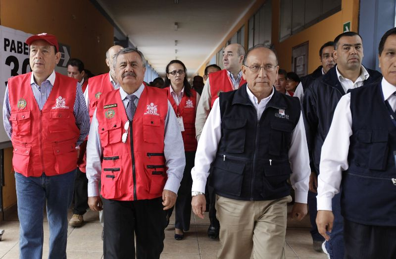 Peru's small political parties scramble to survive