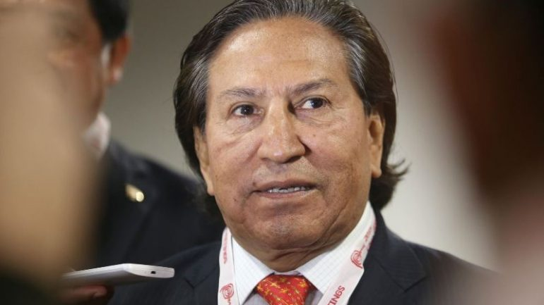 Peru: former President Toledo to face trial formoney laundering