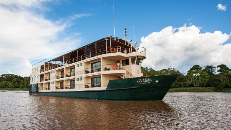 Peru: two Americans die in fire during Amazon river cruise