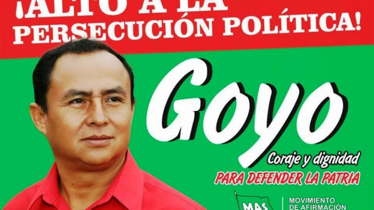Jailed candidate to participate in Peru's presidential debates