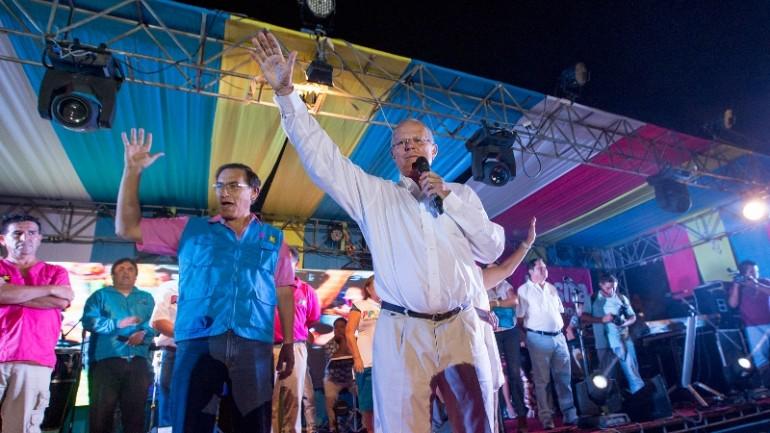 Criticized tribunal keeps Kuczynski and Garcia in Peru's elections