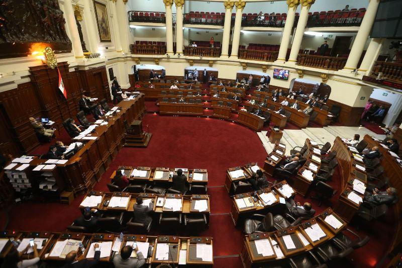 Keiko Fujimori's party wins majority in Peru's Congress