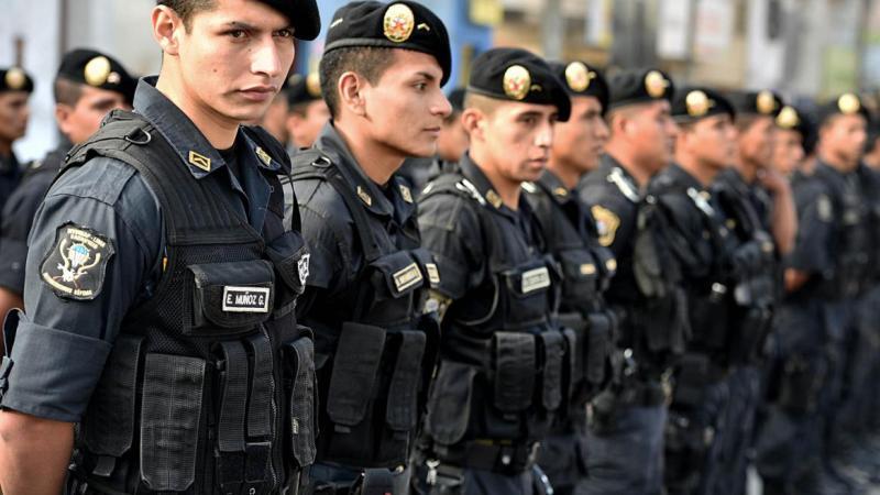 Peru's presidential candidates spar over Humala's police reform