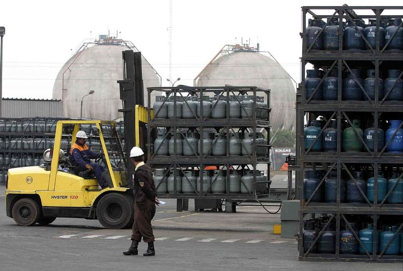 Chile firm buys Repsol's LPG business in Peru