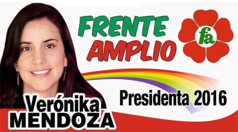 Veronika Mendoza will not ruin Peru's economy